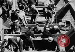 Image of United States Coast Guard transports carry amphibious forces Guadalcanal Solomon Islands, 1942, second 57 stock footage video 65675041744