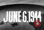 Image of Invasion of Normandy in World War II Normandy France, 1944, second 6 stock footage video 65675041747
