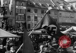 Image of German troops entering Graz during Anschluss Austria, 1938, second 7 stock footage video 65675041765