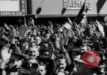 Image of German troops entering Graz during Anschluss Austria, 1938, second 9 stock footage video 65675041765