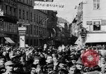 Image of German troops entering Graz during Anschluss Austria, 1938, second 12 stock footage video 65675041765