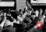 Image of German troops entering Graz during Anschluss Austria, 1938, second 18 stock footage video 65675041765