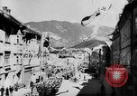Image of Citizens celebrate annexation of Austria by Germany Villach Austria, 1938, second 1 stock footage video 65675041766