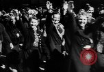 Image of Citizens celebrate annexation of Austria by Germany Villach Austria, 1938, second 12 stock footage video 65675041766