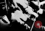 Image of Citizens celebrate annexation of Austria by Germany Villach Austria, 1938, second 15 stock footage video 65675041766