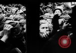 Image of Citizens celebrate annexation of Austria by Germany Villach Austria, 1938, second 17 stock footage video 65675041766