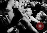 Image of Citizens celebrate annexation of Austria by Germany Villach Austria, 1938, second 18 stock footage video 65675041766