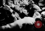 Image of Citizens celebrate annexation of Austria by Germany Villach Austria, 1938, second 19 stock footage video 65675041766