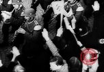 Image of Citizens celebrate annexation of Austria by Germany Villach Austria, 1938, second 21 stock footage video 65675041766