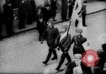 Image of Citizens celebrate annexation of Austria by Germany Villach Austria, 1938, second 27 stock footage video 65675041766