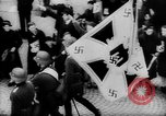 Image of Citizens celebrate annexation of Austria by Germany Villach Austria, 1938, second 35 stock footage video 65675041766
