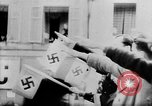 Image of Citizens celebrate annexation of Austria by Germany Villach Austria, 1938, second 36 stock footage video 65675041766