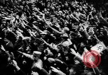 Image of Citizens celebrate annexation of Austria by Germany Villach Austria, 1938, second 38 stock footage video 65675041766