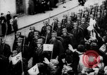 Image of Citizens celebrate annexation of Austria by Germany Villach Austria, 1938, second 41 stock footage video 65675041766