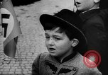 Image of Citizens celebrate annexation of Austria by Germany Villach Austria, 1938, second 48 stock footage video 65675041766