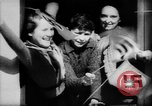 Image of Citizens celebrate annexation of Austria by Germany Villach Austria, 1938, second 50 stock footage video 65675041766
