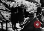 Image of Citizens celebrate annexation of Austria by Germany Villach Austria, 1938, second 52 stock footage video 65675041766