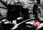 Image of Citizens celebrate annexation of Austria by Germany Villach Austria, 1938, second 53 stock footage video 65675041766