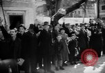 Image of Citizens celebrate annexation of Austria by Germany Villach Austria, 1938, second 56 stock footage video 65675041766