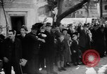 Image of Citizens celebrate annexation of Austria by Germany Villach Austria, 1938, second 58 stock footage video 65675041766