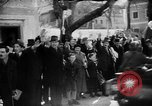 Image of Citizens celebrate annexation of Austria by Germany Villach Austria, 1938, second 59 stock footage video 65675041766