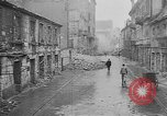Image of German bombing Warsaw Poland, 1939, second 17 stock footage video 65675041770
