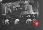 Image of streets Berlin Germany, 1932, second 9 stock footage video 65675041778