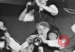 Image of chorus line dance performance Berlin Germany, 1932, second 1 stock footage video 65675041779