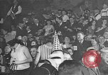 Image of chorus line dance performance Berlin Germany, 1932, second 10 stock footage video 65675041779