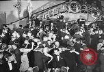 Image of chorus line dance performance Berlin Germany, 1932, second 16 stock footage video 65675041779