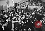 Image of chorus line dance performance Berlin Germany, 1932, second 17 stock footage video 65675041779