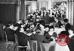 Image of chorus line dance performance Berlin Germany, 1932, second 22 stock footage video 65675041779