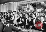 Image of chorus line dance performance Berlin Germany, 1932, second 25 stock footage video 65675041779