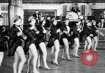 Image of chorus line dance performance Berlin Germany, 1932, second 31 stock footage video 65675041779