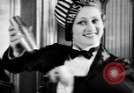 Image of chorus line dance performance Berlin Germany, 1932, second 37 stock footage video 65675041779