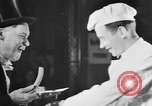 Image of chorus line dance performance Berlin Germany, 1932, second 49 stock footage video 65675041779
