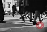 Image of Fifth Avenue New York City USA, 1950, second 12 stock footage video 65675041792