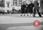 Image of Fifth Avenue New York City USA, 1950, second 16 stock footage video 65675041792