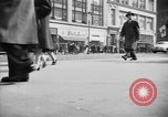 Image of Fifth Avenue New York City USA, 1950, second 18 stock footage video 65675041792