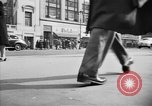 Image of Fifth Avenue New York City USA, 1950, second 19 stock footage video 65675041792