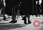 Image of Fifth Avenue New York City USA, 1950, second 33 stock footage video 65675041792