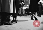 Image of Fifth Avenue New York City USA, 1950, second 38 stock footage video 65675041792