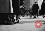 Image of Fifth Avenue New York City USA, 1950, second 42 stock footage video 65675041792