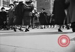Image of Fifth Avenue New York City USA, 1950, second 47 stock footage video 65675041792