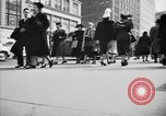 Image of Fifth Avenue New York City USA, 1950, second 49 stock footage video 65675041792