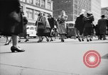 Image of Fifth Avenue New York City USA, 1950, second 50 stock footage video 65675041792
