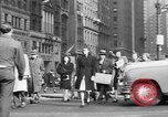 Image of Fifth Avenue New York City USA, 1950, second 51 stock footage video 65675041792