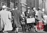 Image of Fifth Avenue New York City USA, 1950, second 55 stock footage video 65675041792