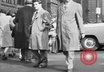 Image of Fifth Avenue New York City USA, 1950, second 61 stock footage video 65675041792