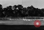Image of Lincoln Memorial and American soldiers Washington DC USA, 1950, second 9 stock footage video 65675041795